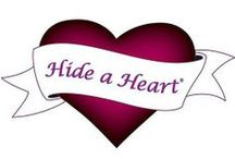 Hide A Heart Inspiration / Quotes of Inspiration / by Hide A Heart MCatherine