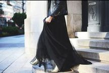 """Fashion / """"Style is a way to say who you are without having to speak."""" - Rachel Zoe / by Jenmarie"""