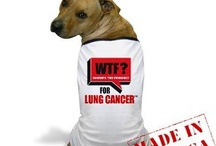 WTF? Lung Cancer Merchandise / ANYONE can get lung cancer. Just ask my mom.  More merchandise at http://www.cafepress.com/wtf_lungcancer