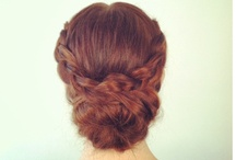 Hair Ideas (Pipe Dreams, Really) / by Ceci Ramirez