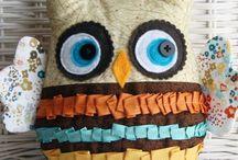 Owls / by Jennifer Stauss Windrum