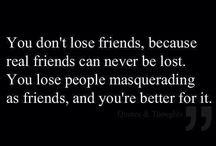 Friendship. / by Cassie K.