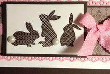 SU Easter Cards / Stampin Up