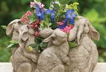 Bunnies / by Joye Breton
