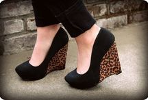 Shoes  / by Bettina Segura
