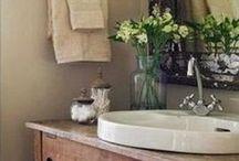bathroom / by Cameryn Shay