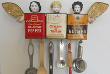 Crafts Vintage style / Make Old Stuff Awesome