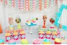 KID PARTY IDEAS / by Maria Panzera