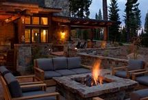 Outdoor Spaces / Landscaping that makes me drool.