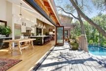 Indoor Outdoor Living - Open Walls