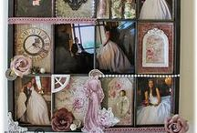 My altered stuff / Some of the altered stuff that I have made. Find out more on