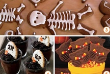 Halloween Food for Partys  / OMG... So much fun making Spooky Food!