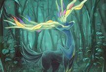 Favourite Fanart: Pokémon / by Jessica Nevala