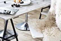 Noël table