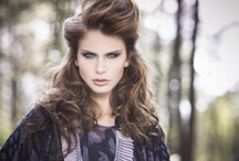 Brunette Hair / by Vivienne Mackinder