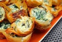 Food Appetizer / Great for Parties