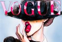 eau so vogue / by Ruthie Liggett