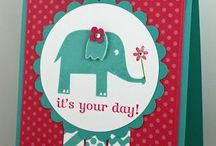 SU Wild about You / Stampin Up Only