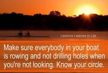 lessons learned in life / facebook.com/lessonslearnedinlife