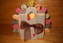 Holiday Thanksgiving / Thanksgiving Projects & Parties ideas