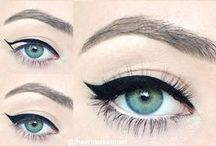 Make-up tips / by Ashley Rogers