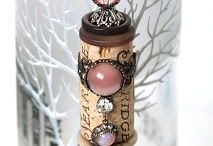 Crafts Wine Corks / This is why I drink Wine!!