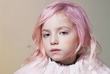 Girl kids Hair