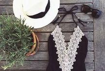Summer Style / Summer Style - Summer Clothing - Summer Fashion - Women's Fashion - Summer Outfits - Summer Outfit Ideas