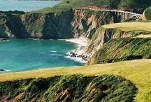 California Dreamin' / California - California Travel - PCH - Pacific Coast - West Coast - California Road Trip - California Travel Ideas - West Coast Road Trip
