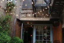 Dream home // Backyard