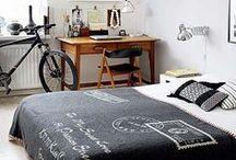 Dream home // Bedroom