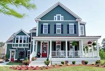 Curb Appeal / Favorite home exteriors