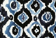 Painted Pattern / Beautiful patterns created by hand.