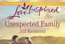 Unexpected Family: Lake Endwell Book 2 / Unexpected Family, Book 2 in Lake Endwell series. September 2016, Harlequin Love Inspired