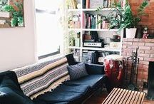 Small Space Styling / Small Space Styling - Decorating Small Rooms - Small Home - Home Decor - Home Decorating - Interior Decorating - Interior Design - Small Space Decorating - Small Spaces - Home - Lifestyle
