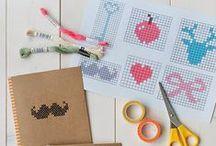 Cross Stitch & Embroidery / by Jessica Nevala