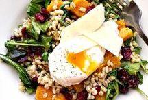 Salads & Dressing / by Jessica Nevala