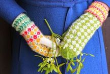 Mitts to Knit / by Jessica Nevala