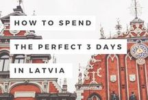 WANDERLUST/Baltic / Inspiration and information for your trip to Estonia, Latvia, or Lithuania