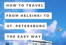 WANDERLUST/Russia / Travel inspiration and information for your trip to Russia