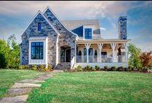 Brick & Stone / Brick & Stone Houses & Painted Brick Houses