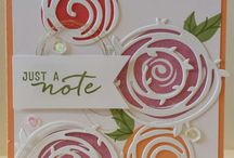 PC Dies by SU / Framelits by Stampin Up