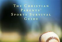 Game On: The Christian Parents' Sports Survival Guide / It explores the realities of children's sports, the reasons parents get caught up in unhealthy competition as well as strategies for success when parents are too close to the game. Full of practical tips, Game On helps Christian parents maintain their integrity in a competitive environment.