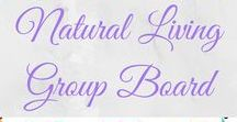 Natural Living Group Board / Natural living | natural remedies |natural products | DIY natural products | clean eating | essential oil uses