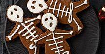Hallowe'en Recipes / Spooky treats to make for Hallowe'en