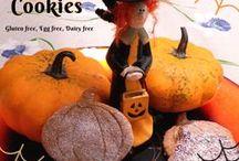 Gluten Free Halloween Pumpkin Recipes