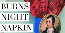 Burns Night Ideas / Recipes & decor ideas for celebrating Burns Night, in honour of Scotland's national bard!