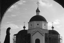 "Orthodoxy / ""Orthodoxy is Christianity understood as supreme Beauty."" – Fr. Alexander Elchaninov"