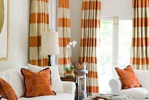 Interiors: Window treatment / Because every window needs a curtain or blind! / by Wioleta Kelly