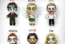 True Blood Cast / Love, True blood! / by Tammy Freitas